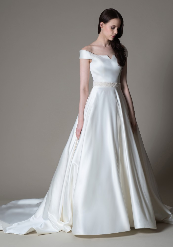 Bronwyn wedding gown by MiaMia