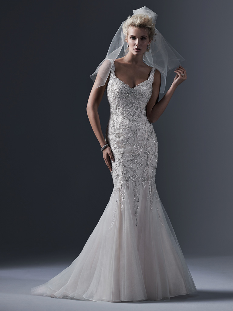 Sottero & Midgley, Holland, Ivory, Size 10, Was £1595, Now £799