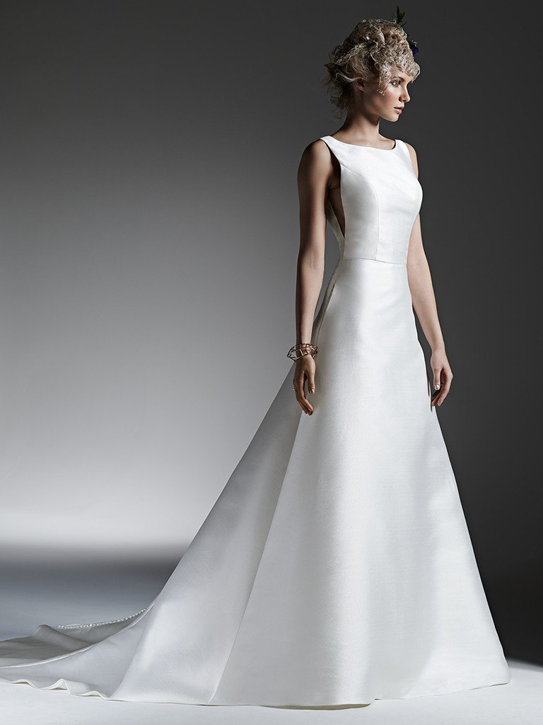 Sottero & Midgley, McCall, Size 10, Ivory, Was £1119, Now £920